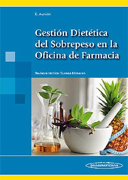 Portada del libro 9788498357134 Gestion Dietetica del Sobrepeso en la Oficina de Farmacia