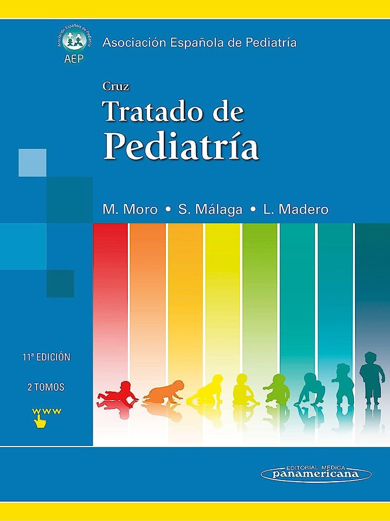 Portada del libro 9788498357257 Cruz Tratado de Pediatría, 2 Tomos