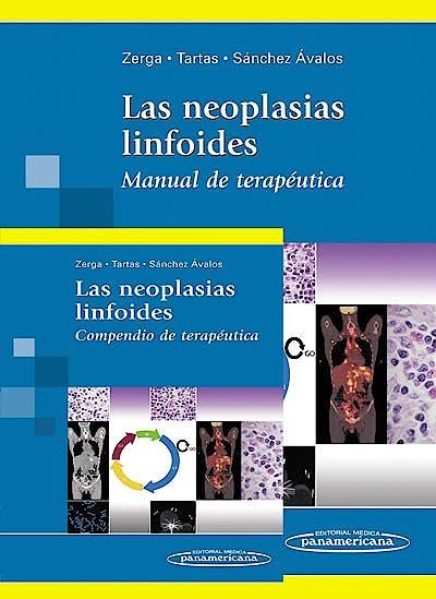 Portada del libro 9788498357523 Las Neoplasias Linfoides (Manual de Terapeutica + Compendio de Terapeutica)
