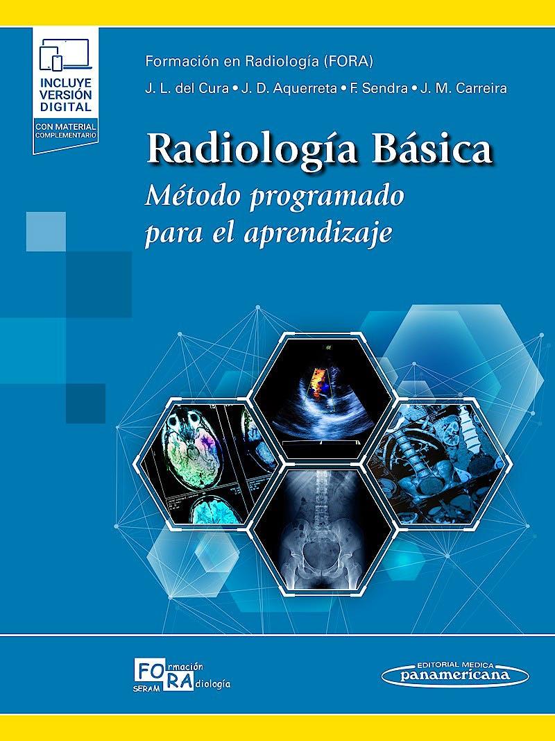 Portada del libro 9788498357769 Radiología Básica. Método Programado para el Aprendizaje