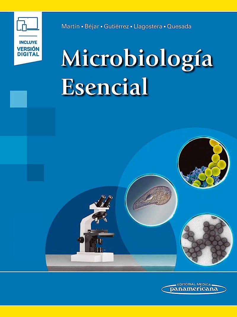 Portada del libro 9788498357868 Microbiología Esencial (Incluye E-Book)