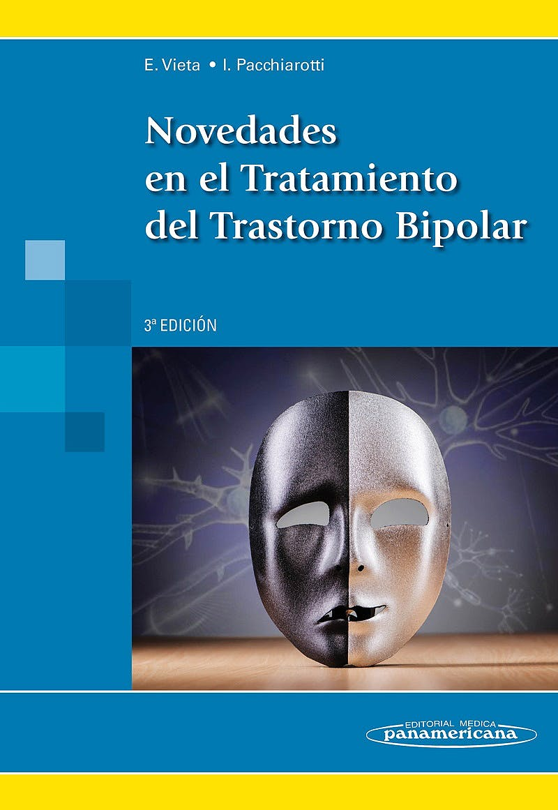 Portada del libro 9788498358216 Novedades en el Tratamiento del Trastorno Bipolar