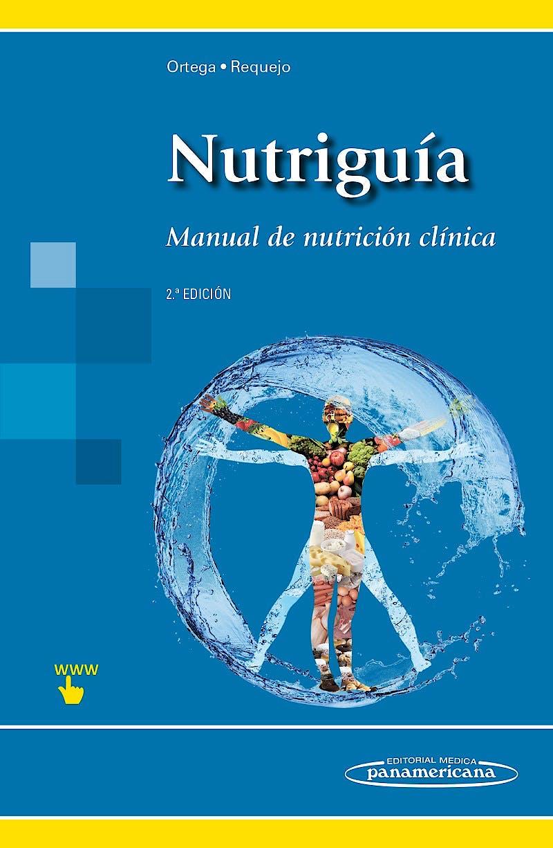 Portada del libro 9788498358674 Nutriguía. Manual de Nutrición Clínica