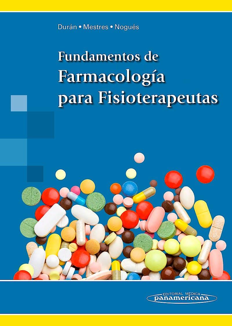 Portada del libro 9788498359411 Fundamentos de Farmacología para Fisioterapeutas