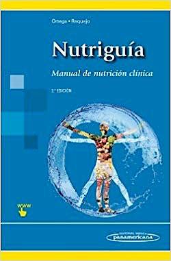 Portada del libro 9788498359572 Nutriguía. Manual de Nutrición Clínica (E-Book)