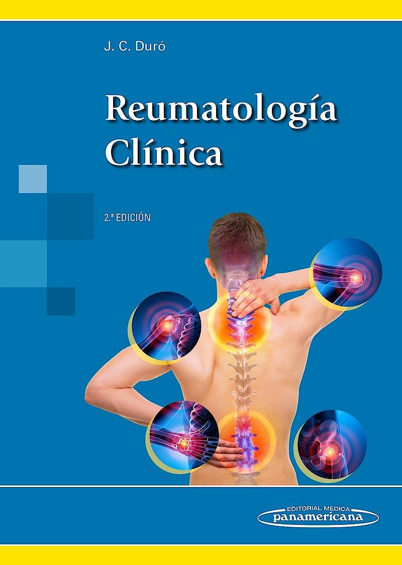 Portada del libro 9788498359855 Reumatología Clínica
