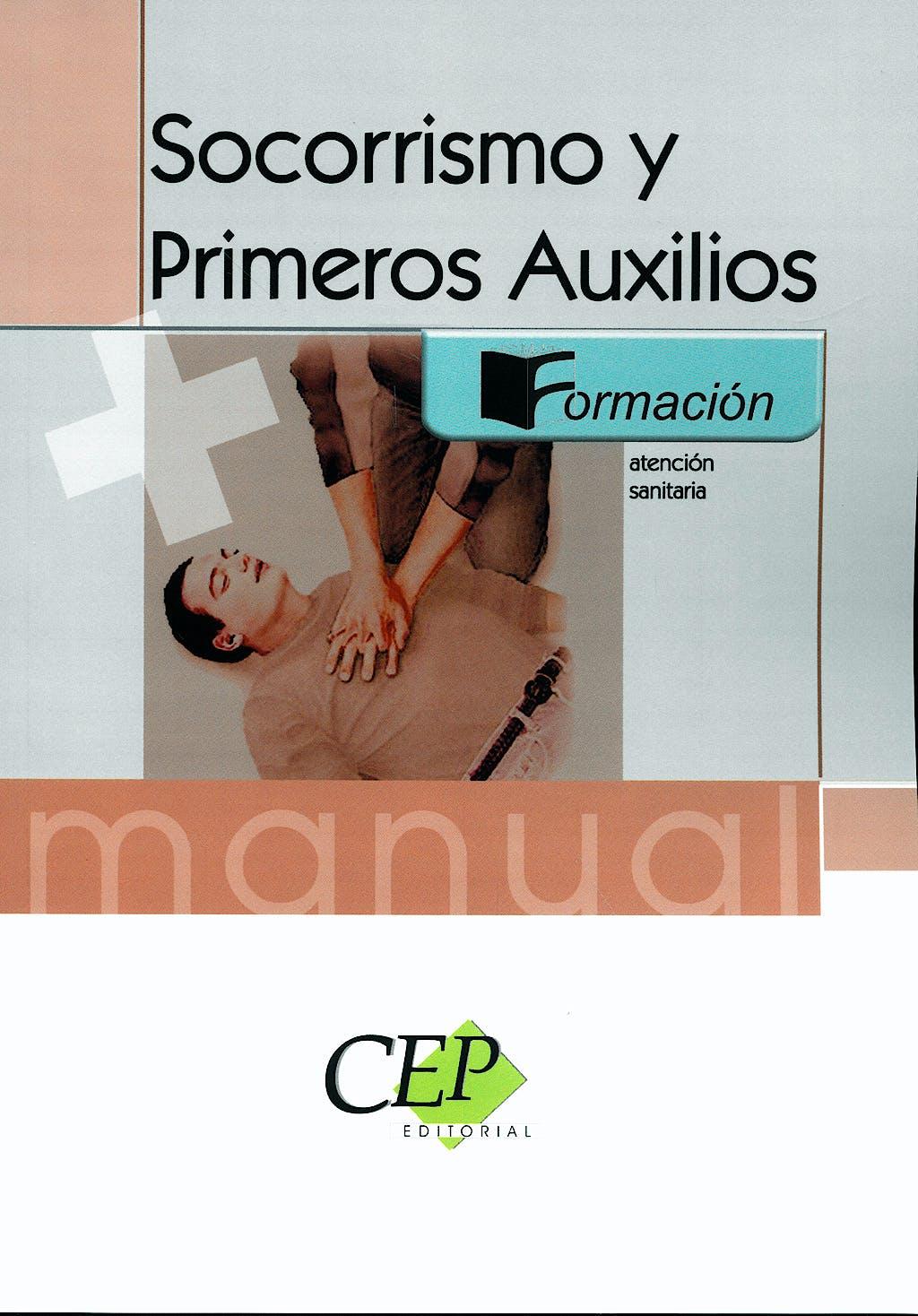 Portada del libro 9788498638585 Socorrismo y Primeros Auxilios