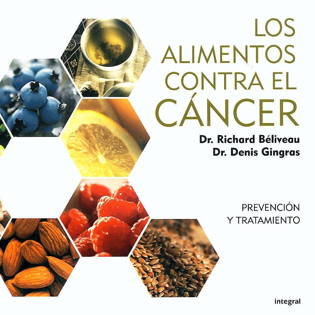 Portada del libro 9788498673159 Los Alimentos contra el Cancer