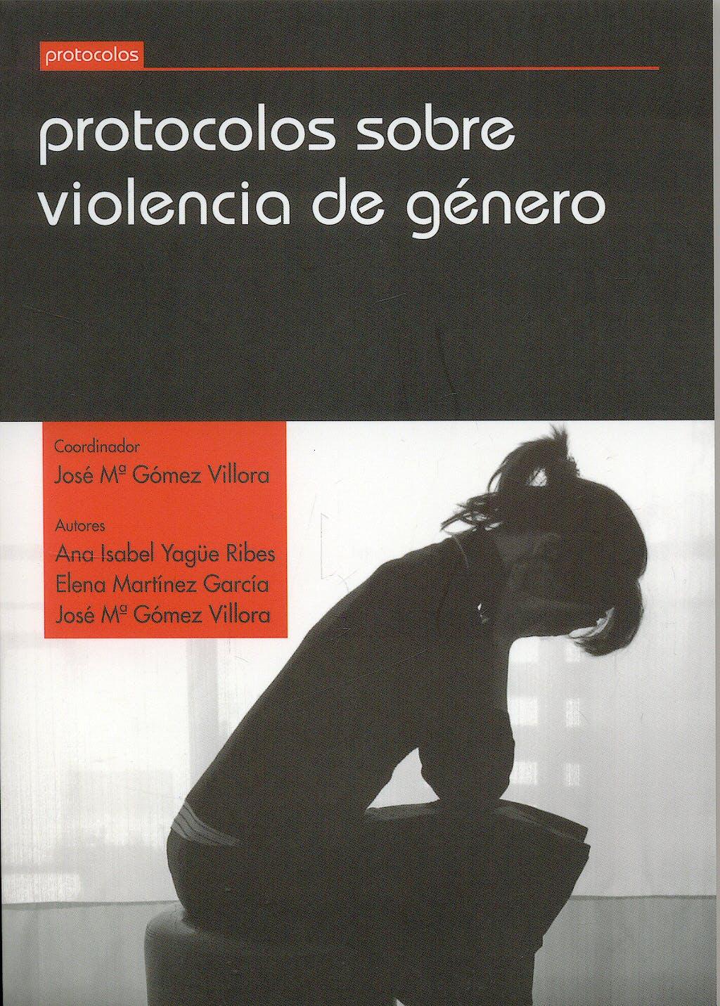 Portada del libro 9788498763942 Protocolos sobre Violencia de Genero