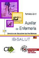 Portada del libro 9788498828528 Temario Vol. Ii Oposiciones Aux. Enfermeria Serv. Salud Illes Balears