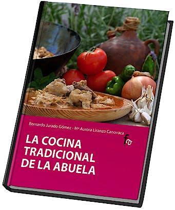 Portada del libro 9788498910032 Cocina Tradicional de la Abuela