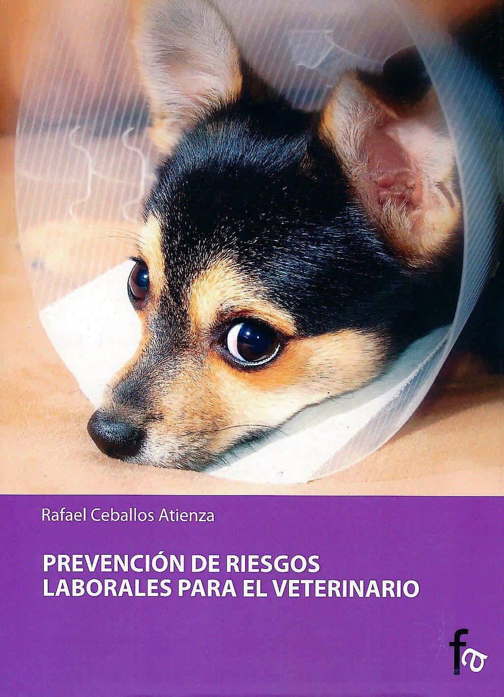 Portada del libro 9788498910575 Prevencion de Riesgos Laborales para el Veterinario