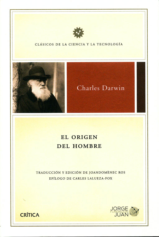 Portada del libro 9788498920376 El Origen del Hombre