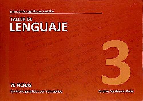 Portada del libro 9788498962048 Taller de Lenguaje, Nivel 3
