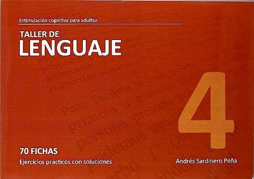 Portada del libro 9788498962055 Taller de Lenguaje, Nivel 4