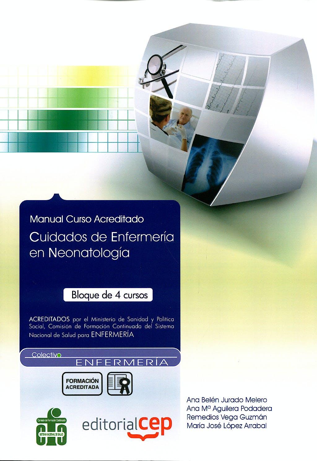 Portada del libro 9788499023182 Manual Cuidados de Enfermeria en Neonatologia