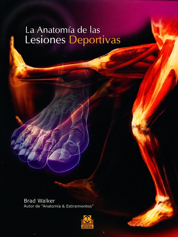 Portada del libro 9788499100197 La Anatomia de las Lesiones Deportivas