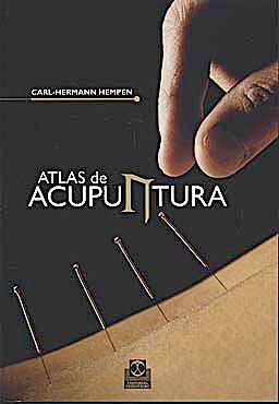 Portada del libro 9788499100203 Atlas de Acupuntura