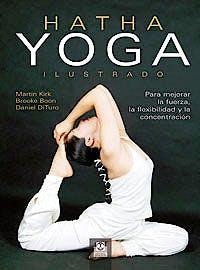 Portada del libro 9788499100241 Hatha Yoga Ilustrado