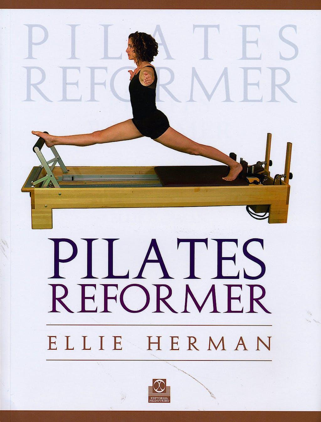 Portada del libro 9788499100364 Pilates Reformer