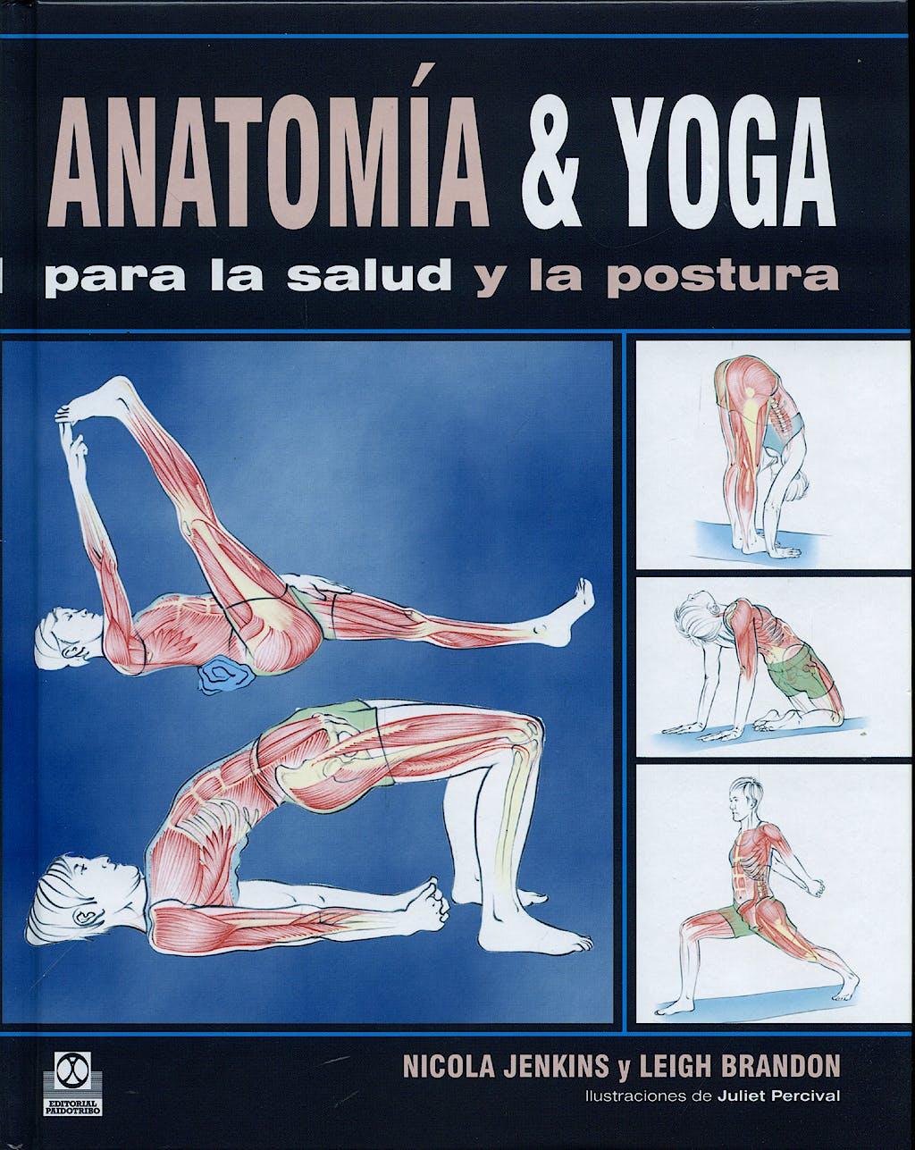 Producto: Anatomia y Yoga para la Salud y la Postura