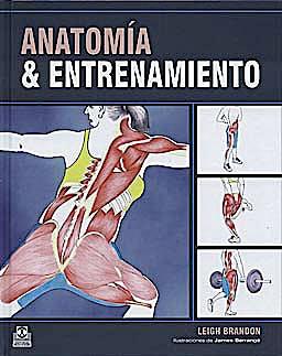 Portada del libro 9788499100548 Anatomía y Entrenamiento