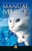 Portada del libro 9788499100722 Manual Merck para la Salud de las Mascotas