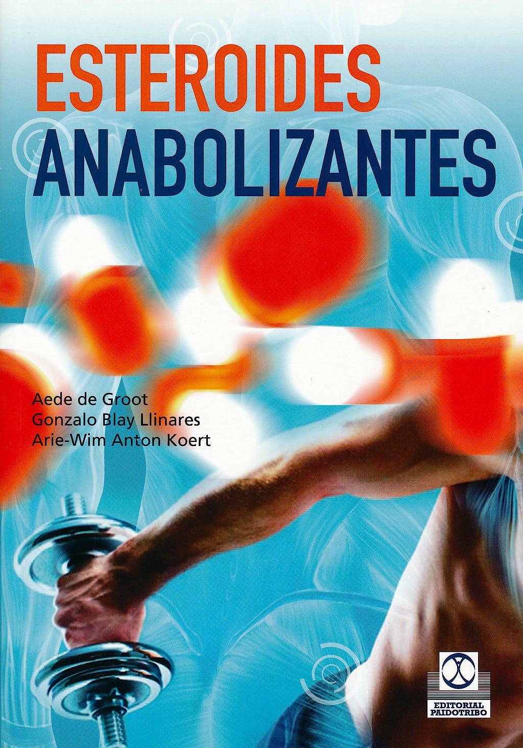 Portada del libro 9788499103921 Esteroides Anabolizantes
