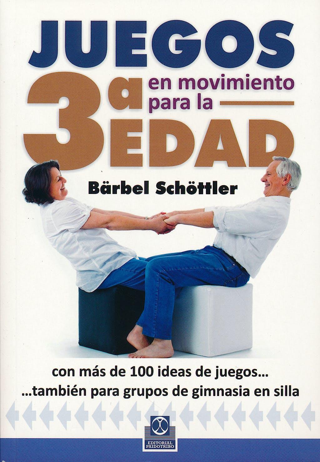 Portada del libro 9788499104294 Juegos en Movimiento para la 3ª Edad