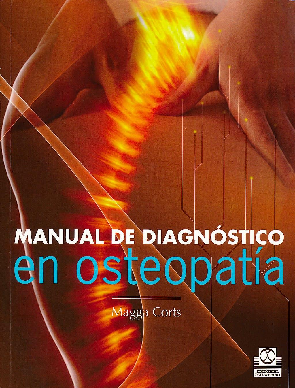 Portada del libro 9788499104331 Manual de Diagnóstico en Osteopatía