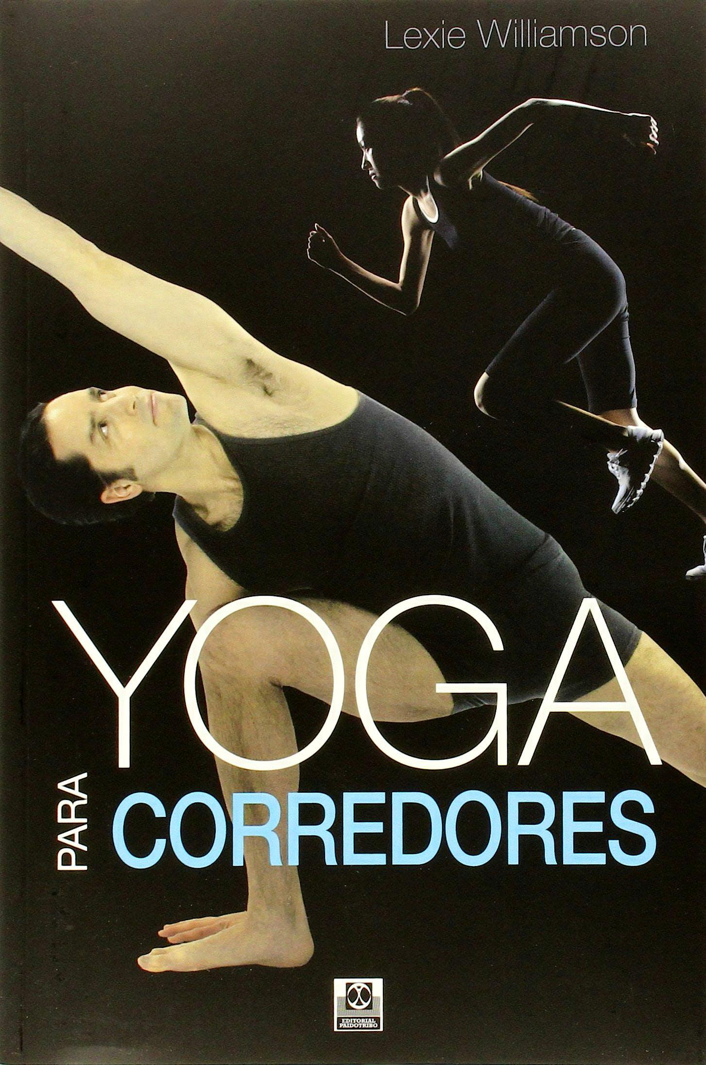 Portada del libro 9788499105130 Yoga para Corredores