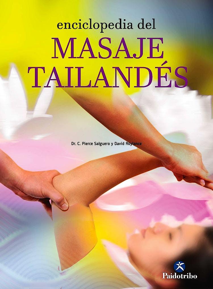 Portada del libro 9788499105321 Enciclopedia del Masaje Tailandes