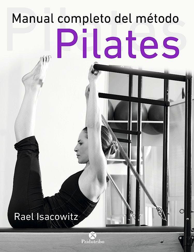 Portada del libro 9788499105352 Manual Completo del Metodo Pilates