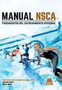 Portada del libro 9788499105536 Manual NSCA. Fundamentos del Entrenamiento Personal