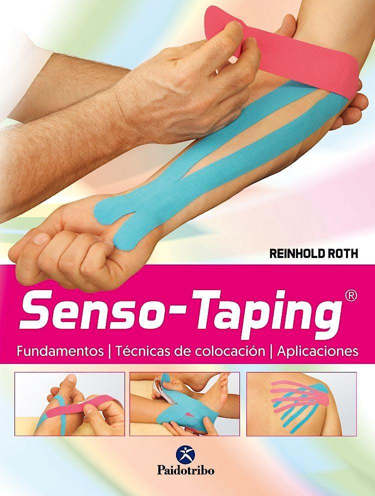 Portada del libro 9788499106625 Senso-Taping. Fundamentos, Técnicas de Colocación, Aplicaciones