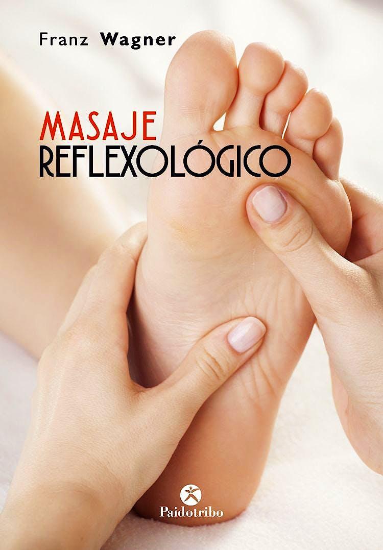 Portada del libro 9788499107073 Masaje Reflexológico