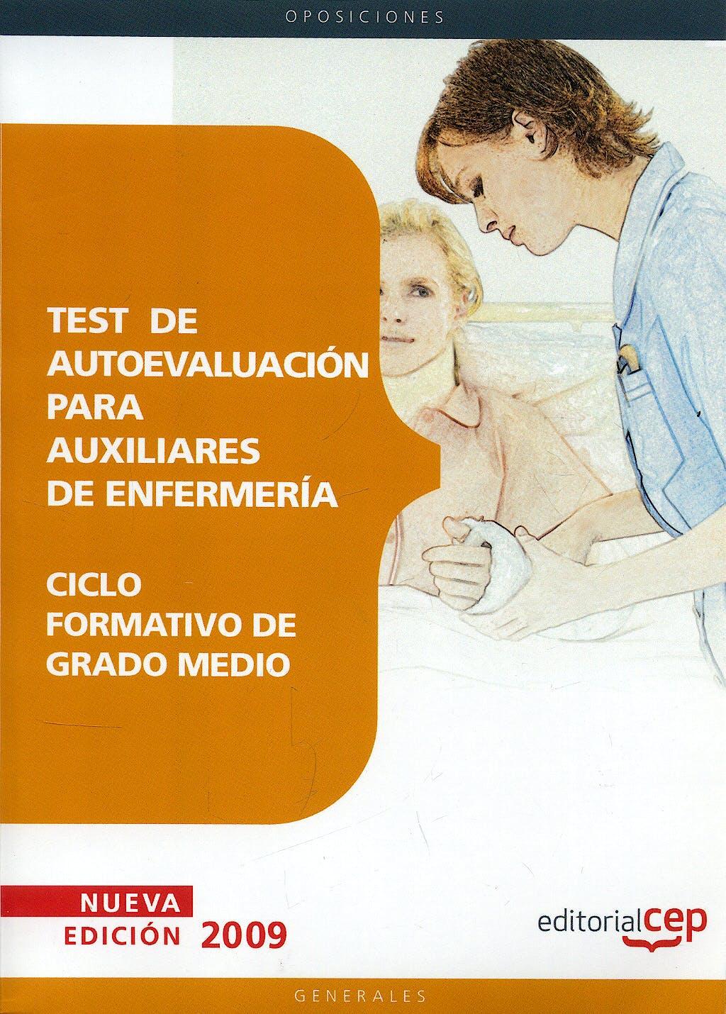 Producto: Test de Autoevaluacion para Auxiliares de Enfermeria ...