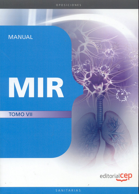 Portada del libro 9788499249674 Manual MIR, Tomo VII