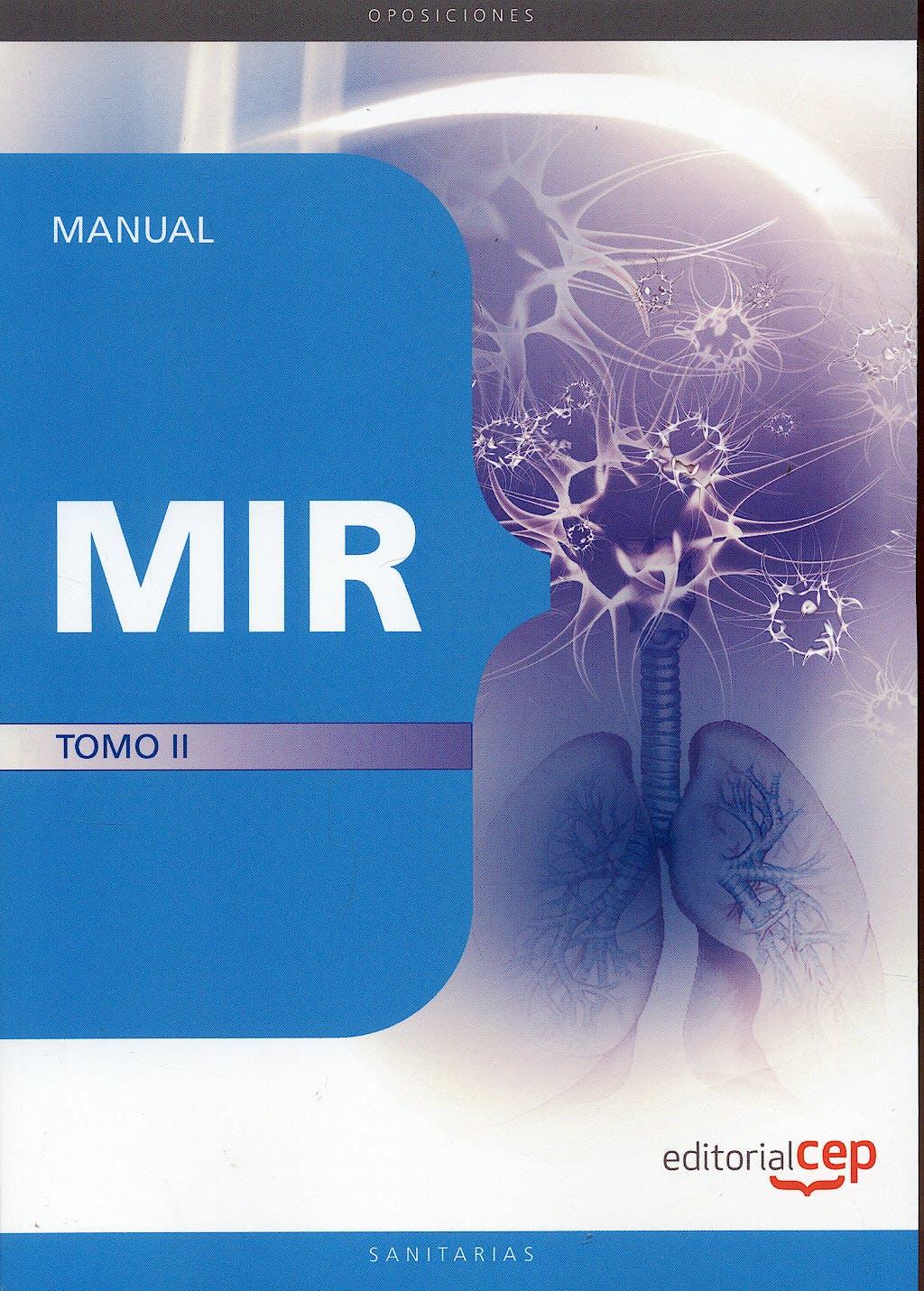 Portada del libro 9788499249896 Manual MIR, Tomo II