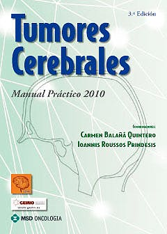 Portada del libro 9788499261157 Tumores Cerebrales. Manual Practico 2010