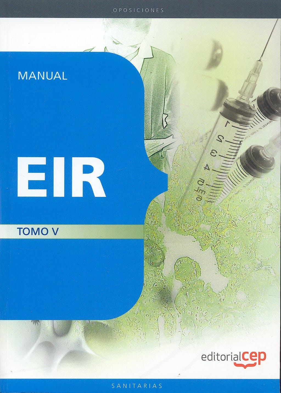 Portada del libro 9788499370163 Manual Eir, Tomo V
