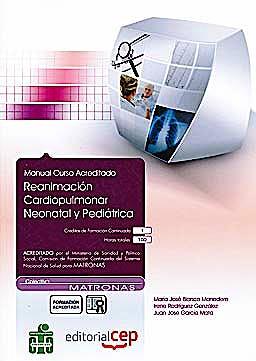 Portada del libro 9788499378992 Reanimacion Cardiopulmonar Neonatal y Pediatrica