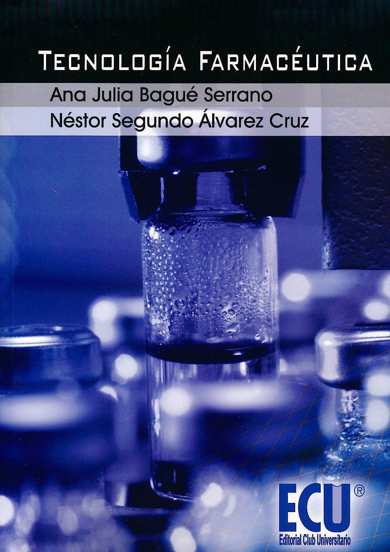 Portada del libro 9788499483344 Tecnología Farmacéutica
