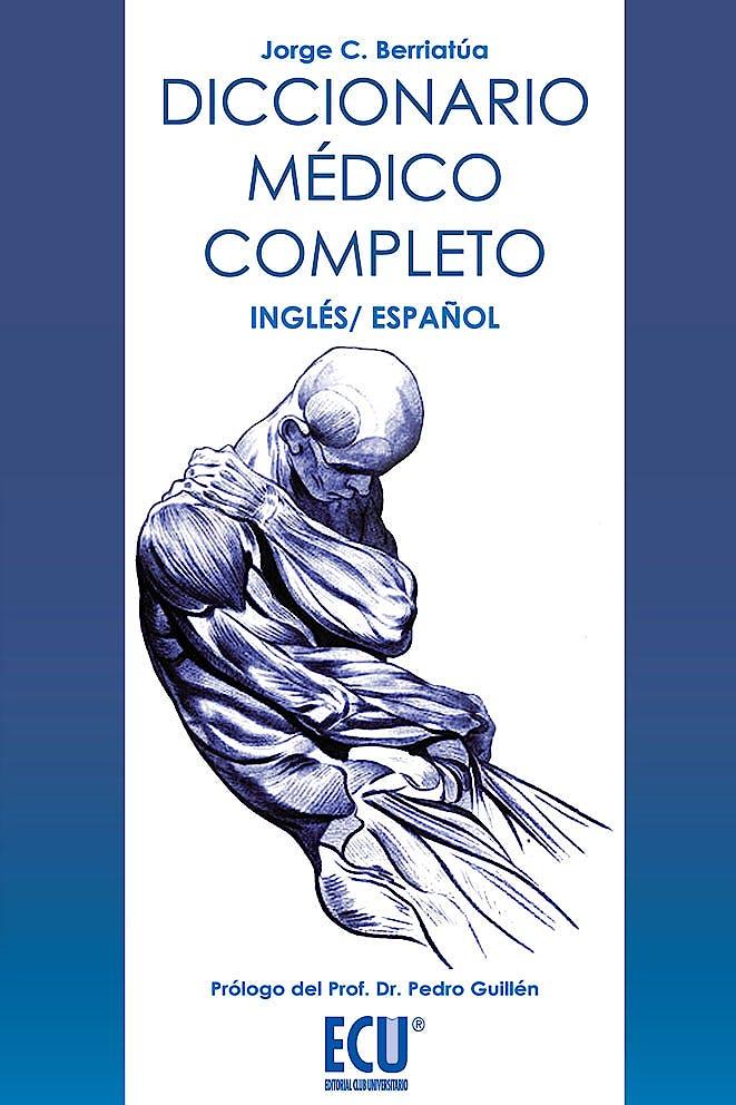 Portada del libro 9788499486512 Diccionario Medico Completo Ingles-Español