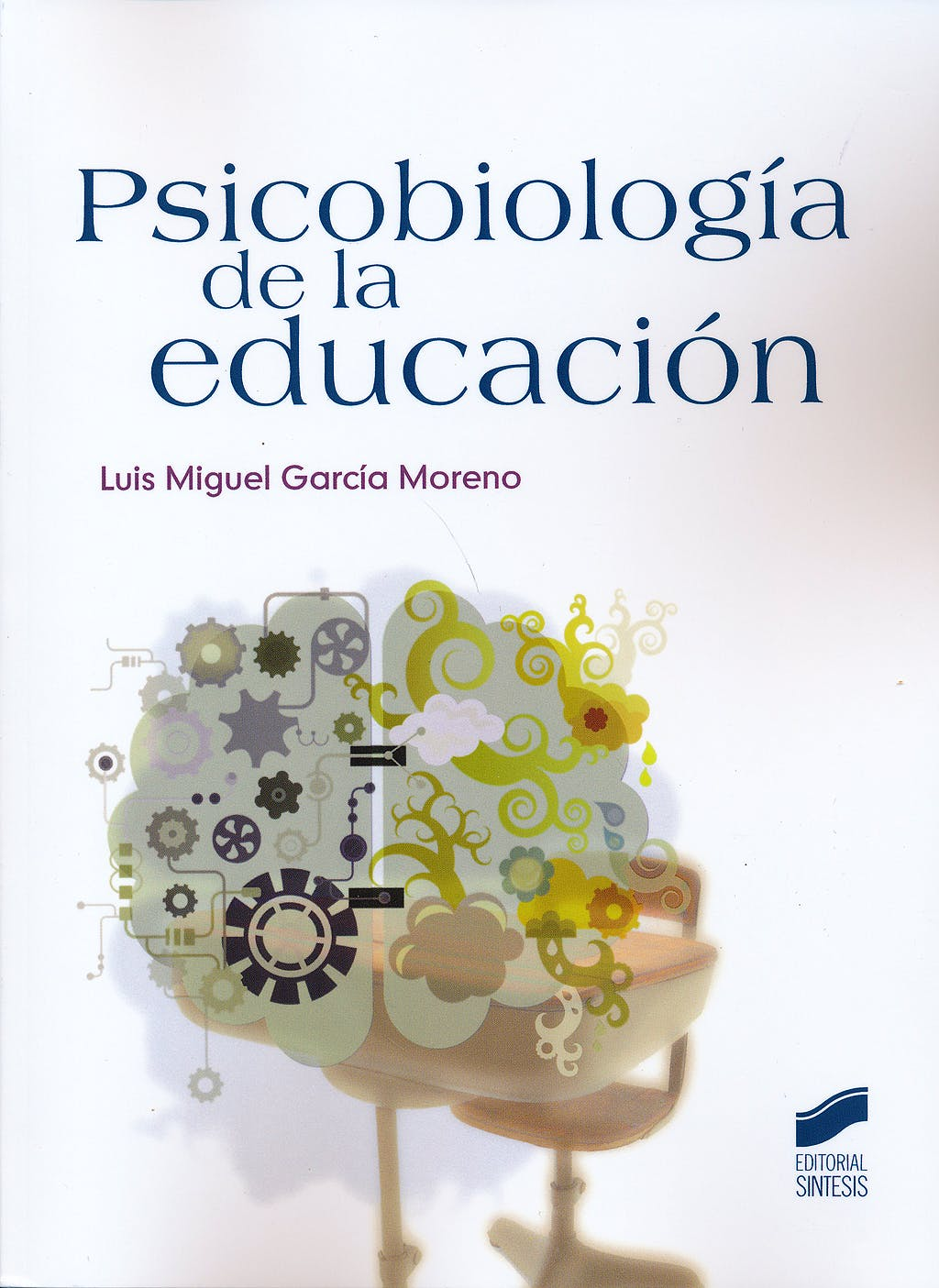 Portada del libro 9788499588414 Psicobiologia de la Educacion