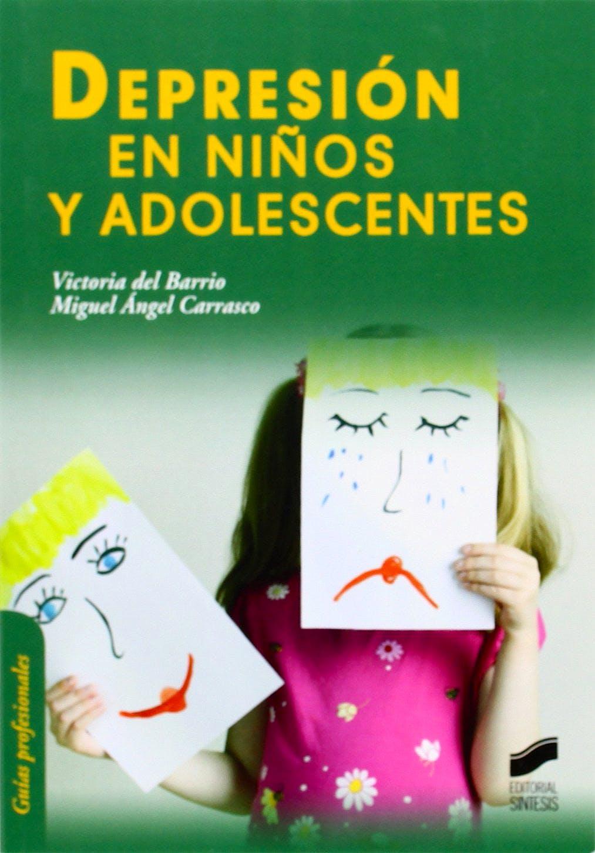 Portada del libro 9788499588810 Depresion en Niños y Adolescentes