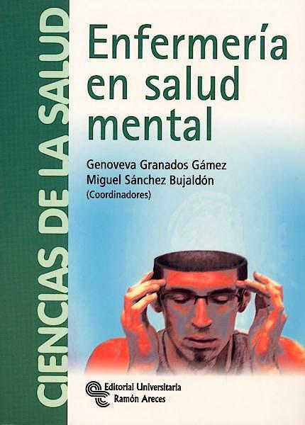 Portada del libro 9788499610276 Enfermería en Salud Mental
