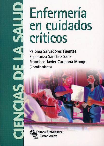 Portada del libro 9788499610382 Enfermeria en Cuidados Criticos