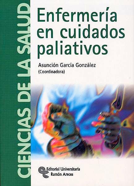 Portada del libro 9788499610450 Enfermeria en Cuidados Paliativos