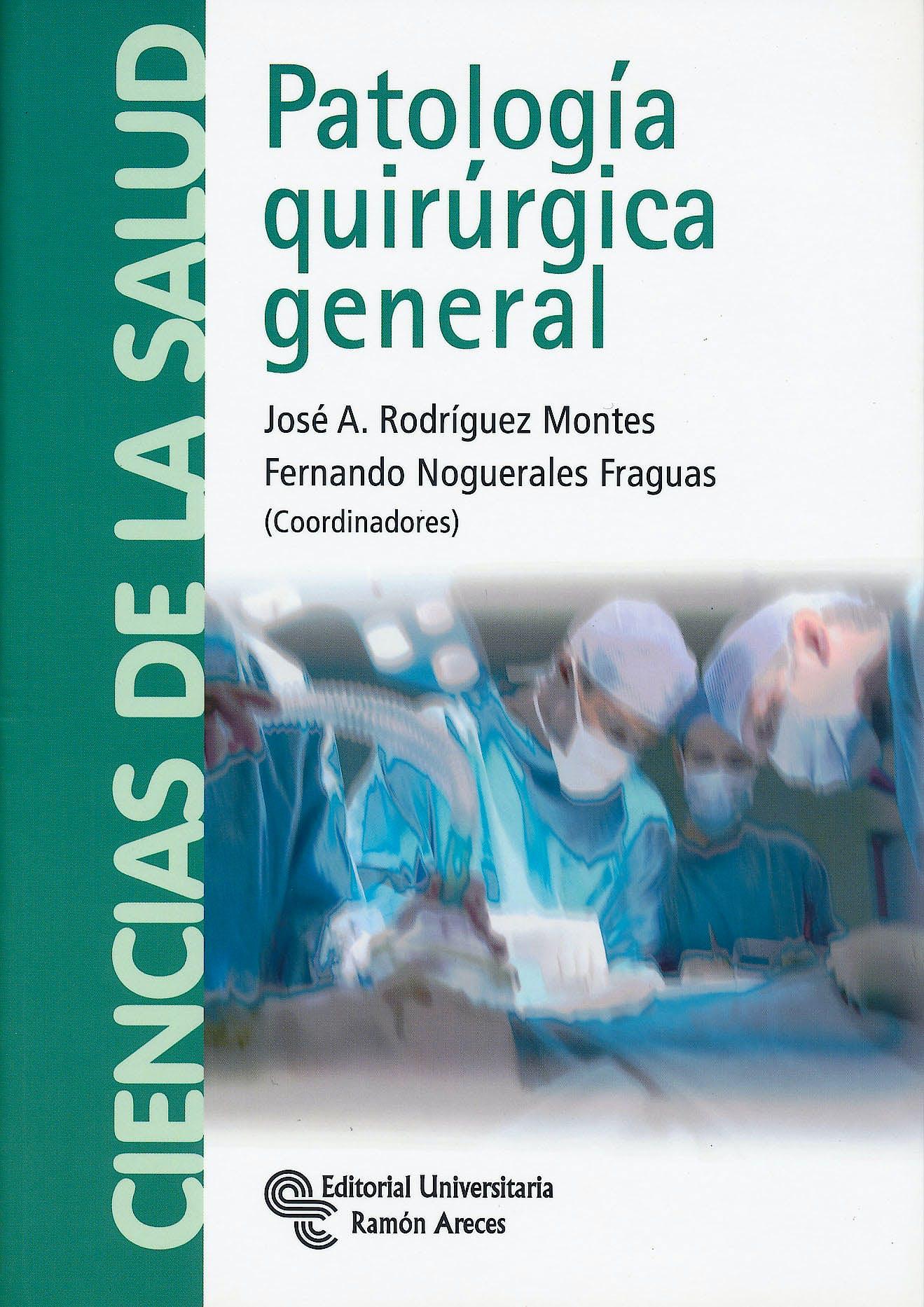 Portada del libro 9788499610634 Patologia Quirurgica General